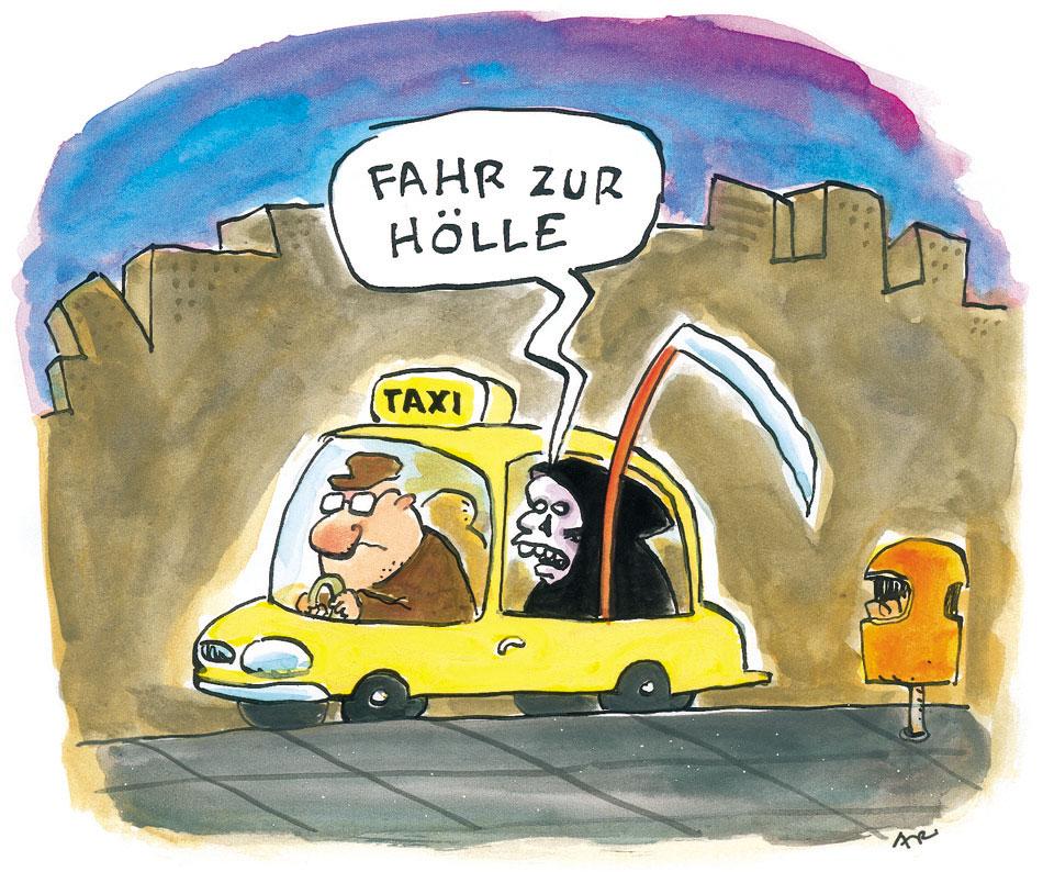 Taxi Zur Hölle