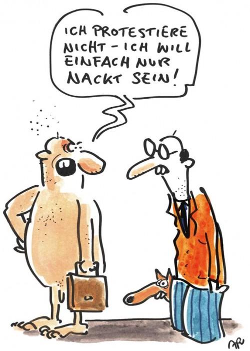 Ari Plikat Cartoons » » Protest