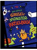Das große Grusel-Monster-Buch